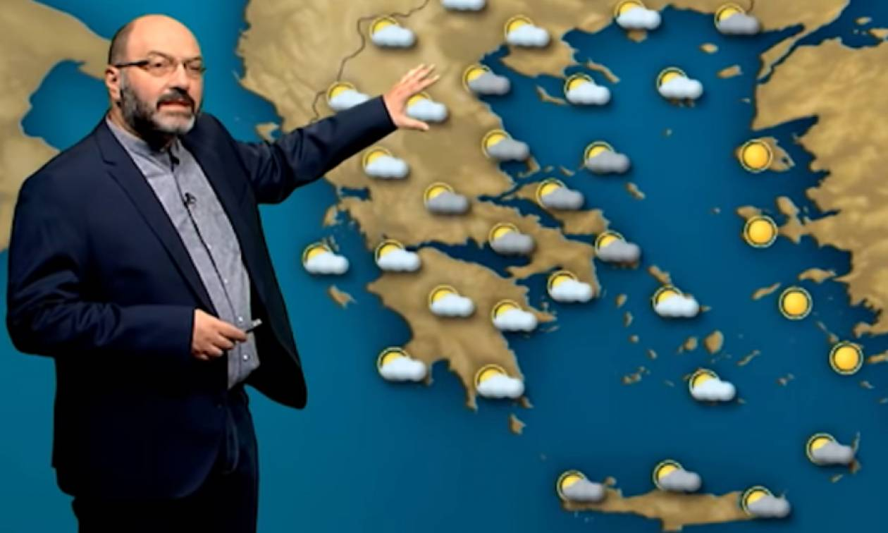 Καιρός: Υπάρχουν ενδείξεις συσσώρευσης κρύου! Η ανάλυση του Σάκη Αρναούτογλου (Video)