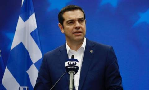 PM Tsipras to speak at SPD conference in Berlin