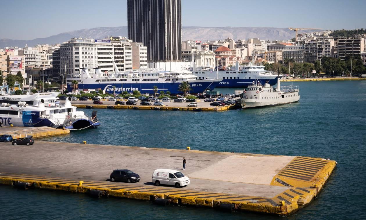 Συναγερμός στον Πειραιά: Γκαζάκια στην πύλη Ε-1 του λιμανιού