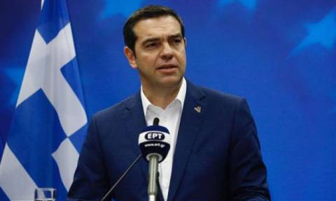 Tsipras: We are facing a historical deja vu