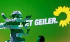 Γερμανία: Άνοδο των Πρασίνων δείχνει νέα δημοσκόπηση