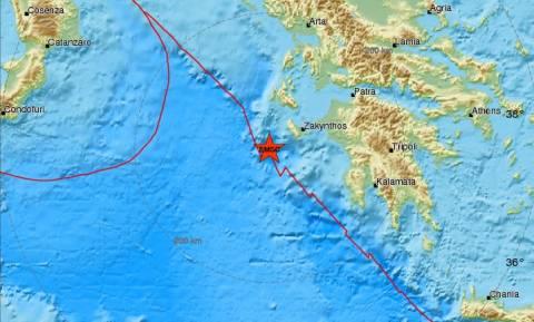 Σεισμός ΤΩΡΑ: Νέος μετασεισμός κοντά στη Ζάκυνθο (pics)