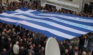 «Θρίλερ» με τη σημαία του Κατσίφα: Την ψάχνουν παντού οι Αλβανοί - Συγκλονίζει η μαρτυρία της μάνας
