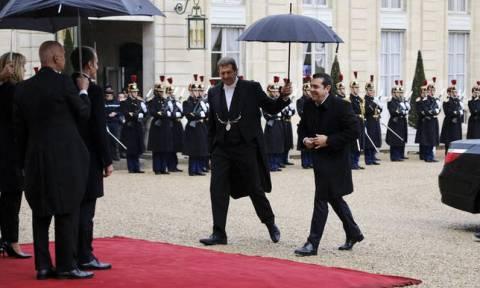 Ципрас принял участие в торжествах по случаю столетия окончания Первой мировой войны