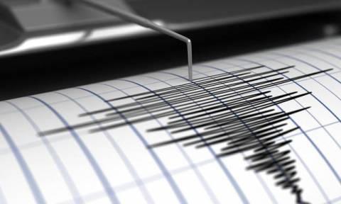 Light earthquake in the Ionian Sea