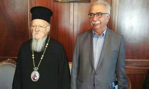 Οικουμενικό Πατριαρχείο και Γαβρόγλου διαψεύδουν το ξέσπασμα Βαρθολομαίου για τη συμφωνία