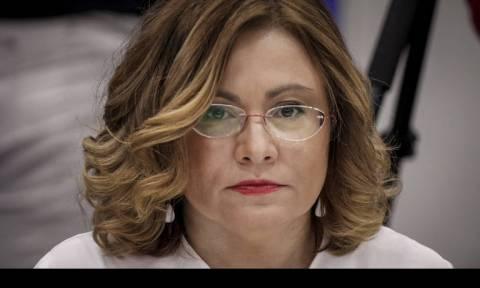 Σπυράκη: Οδηγία Μητσοτάκη να παραιτηθούν οι βουλευτές της ΝΔ από τα αναδρομικά