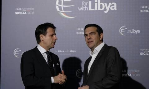Στην Αθήνα μετά από πρόσκληση Τσίπρα ο Πέδρο Σάντσεθ – Είδε Κόντε ο πρωθυπουργός