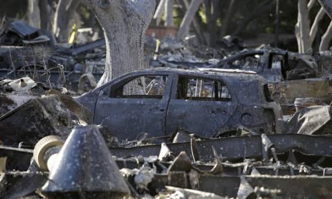 Καλιφόρνια: Ανεξέλεγκτη μαίνεται η πιο φονική πυρκαγιά στην ιστορία της πολιτείας (pics&vids)