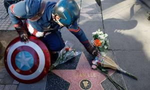 Stan Lee: Όταν ο Captain America δάκρυσε για το δημιουργό του (pics)