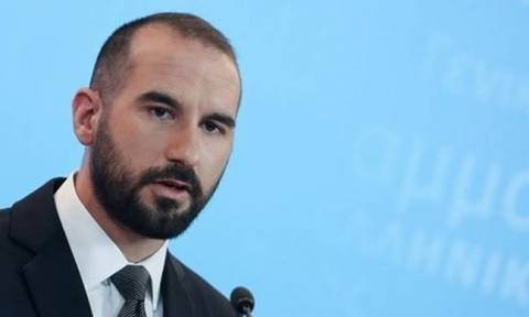 Tzanakopoulos optimistic over a positive outcome on pensions