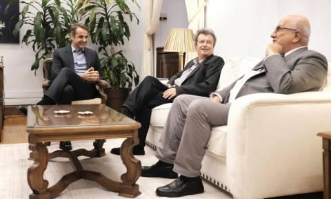 Υποψήφιοι με τη ΝΔ οι Αντώνης Πανούτσος και Πέτρος Τατσόπουλος