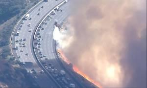 Φρίκη δίχως τέλος: Ανεξέλεγκτες οι φονικές πυρκαγιές στην Καλιφόρνια – Στους 44 οι νεκροί (Vids)