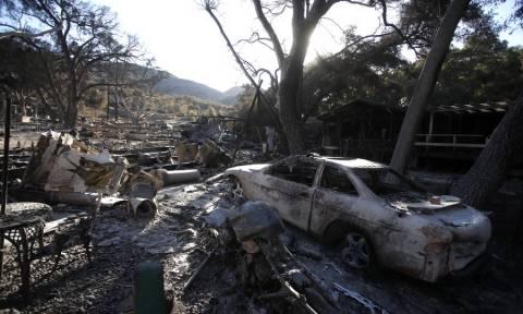 Καλιφόρνια: Πύρινη κόλαση με 50 νεκρούς (pics&vid)