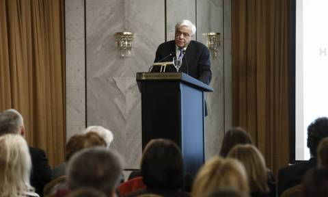 """President Pavlopoulos on """"The crisis of the rule of law in the EU"""""""