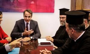 Μητσοτάκης: Η ηγεσία της Εκκλησίας χρησιμοποιήθηκε από τον κ. Τσίπρα
