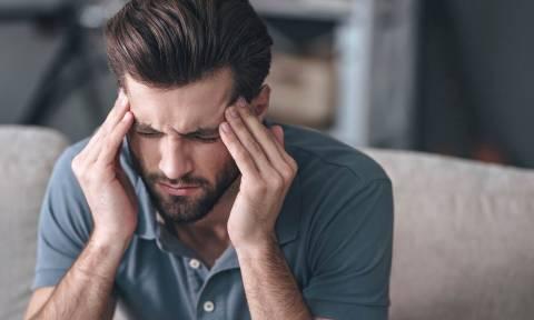 Ο πονοκέφαλος προκαλείται από το άγχος της καθημερινότητας;