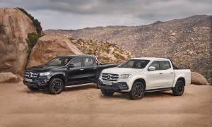 Νέα Mercedes X-Class TheRock Εdition: Για όσους συμβιβάζονται μόνο με το κορυφαίο!