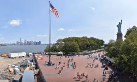 ΗΠΑ: Ξεκίνησαν οι εργασίες για το νέο μουσείο του Αγάλματος της Ελευθερίας (vid)