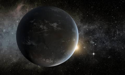 Συγκλονιστικό: Ανακαλύφθηκε παγωμένη υπερ-Γη σε απόσταση έξι ετών φωτός (Pics+Vid)