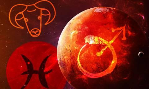 Άρης στους Ιχθύς: Πώς επηρεάζει το ζώδιο του Κριού;