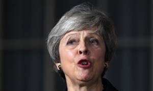 Επιμένει η Μέι: «Όχι» σε δεύτερο δημοψήφισμα - Δεν υποχωρώ από την συμφωνία για το Brexit