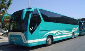 Κρήτη: Οδηγούσε μεθυσμένος το λεωφορείο και μετέφερε μαθητές!