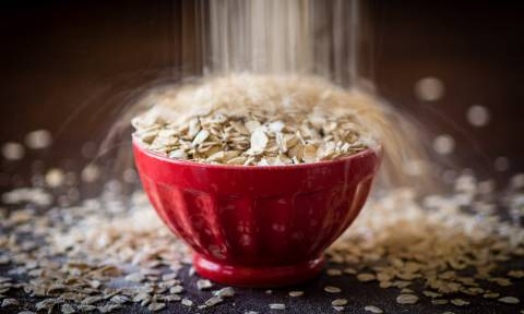 Βρώμη: 5 οφέλη για την υγεία όταν καταναλώνεται καθημερινά (φωτο)