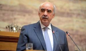 Παρασκήνιο: Γιατί έφυγε από την επιτροπή Αναθεώρησης Συντάγματος ο Μεϊμαράκης