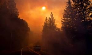 ΧΑΟΣ: Συναγερμός στο Σαν Φρανσίσκο από τους δηλητηριώδεις καπνούς της πυρκαγιάς στην Καλιφόρνια