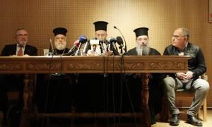 Ιερά Σύνοδος: Διάλογοι – «φωτιά» μητροπολιτών μαρτυρούν το «σχίσμα» για τη συμφωνία με το Κράτος