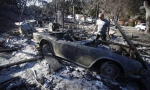 Φωτιά Καλιφόρνια: Αυξήθηκε ο αριθμός των θυμάτων - Ξεπέρασαν τους 1000 οι αγνοούμενοι