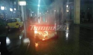 Πολυτεχνείο: Χάος, πετροπόλεμος και μολότοφ στους δρόμους της Πάτρας (vids+pics)