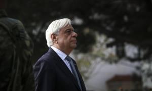 Παυλόπουλος: «Απαραδέκτως απαθής η διεθνής κοινότητα» απέναντι στο Κυπριακό