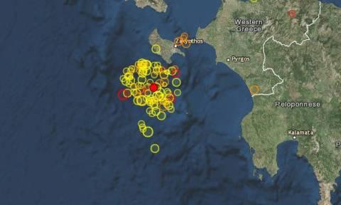Light earthquake shakes the Ionian Sea