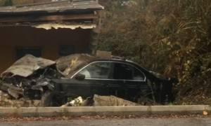 Τρομακτικό τροχαίο στην Καστοριά κοντά σε σχολείο (pics - vid)