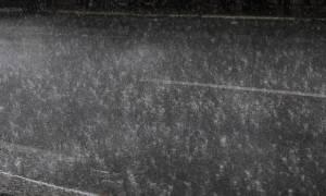 Καιρός: Προβλήματα στη Μυτιλήνη από τη σφοδρή βροχόπτωση