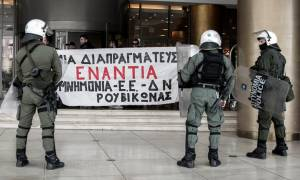 Συνελήφθη ηγετικό μέλος του Ρουβίκωνα