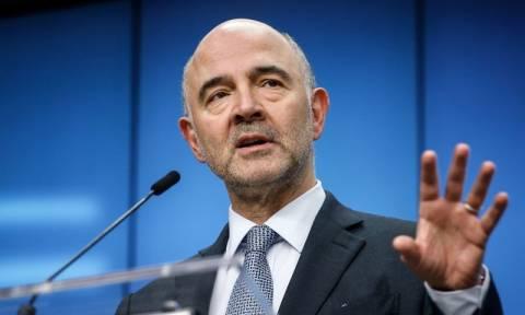 Moscovici: No bad surprises regarding the Greek budget