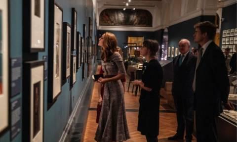 Γιατί τα βρετανικά μουσεία δεν θέλουν να βλέπουν το Brexit ούτε... ζωγραφιστό!