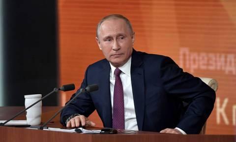 Кремль: Путин проведет большую пресс-конференцию в прежнем формате