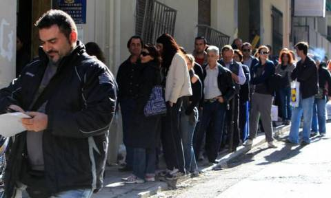 Registered unemployment up in October