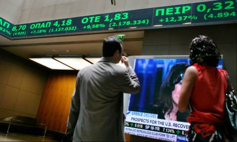 Greek stocks plunge to two-year lows