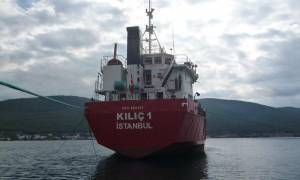 Ακρωτήριο Ταίναρο: Σε εξέλιξη η επιχείρηση για την κατάσβεση της φωτιάς στο εμπορικό πλοίο
