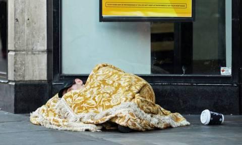 Возле здания лондонской полиции скончался бездомный гражданин Греции