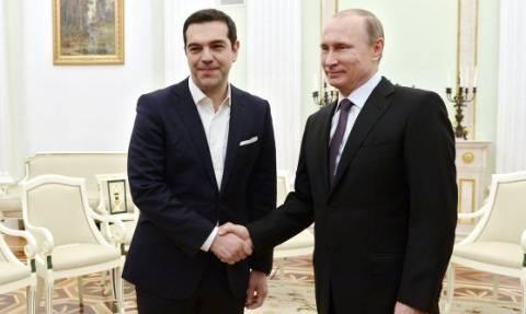 Ципрас проведет визит в Москву 7 декабря