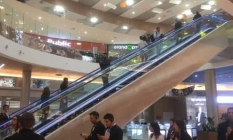 Новый торговый центр начал работу на Кипре