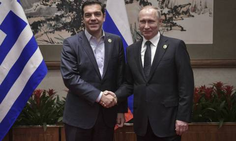 Ria Novosti: Η επίσκεψη Τσίπρα στη Μόσχα δίνει τέλος στη διένεξη μεταξύ Ελλάδας - Ρωσίας