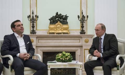 Ципрас намерен обсудить с Путиным вопрос о продлении «Турецкого потока» до территории Греции