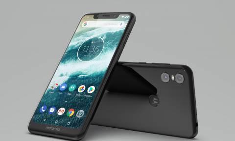 Motorola One: Ένα έξυπνο, ασφαλές και απλό smartphone